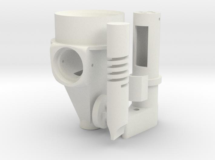 suikerdoseerder4 3d printed