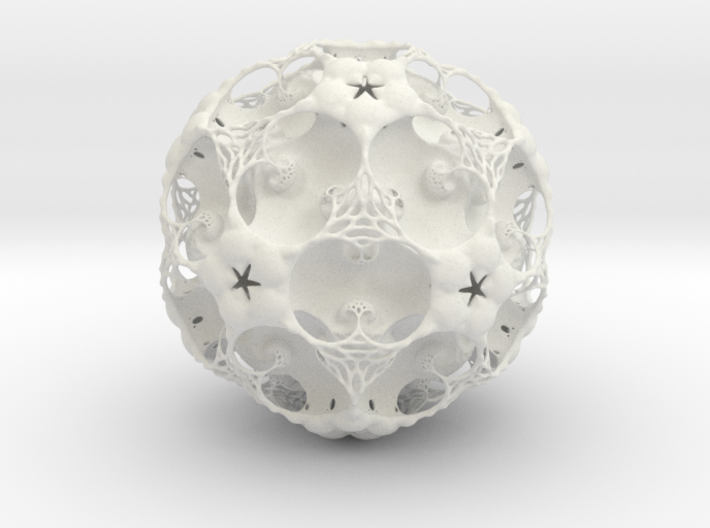 IcosaBall Smooth 9 3d printed