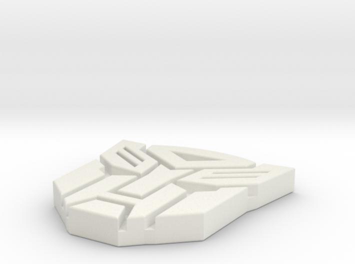 Autobots Pendant 3d printed