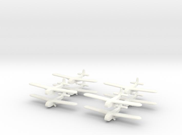 Waco Glider -GW39- (x8) 3d printed