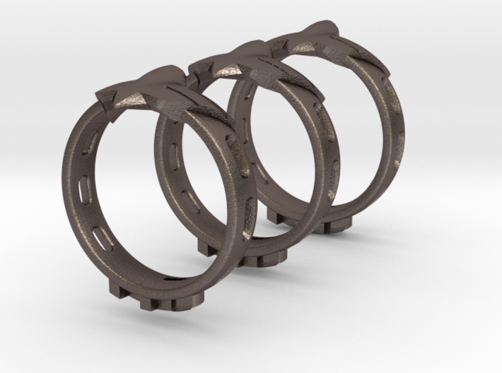 EagleJet RH Ring 3d printed