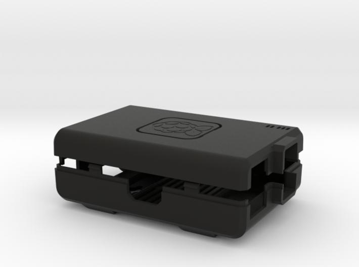 Raspberry Pi CASE 1.0 3d printed