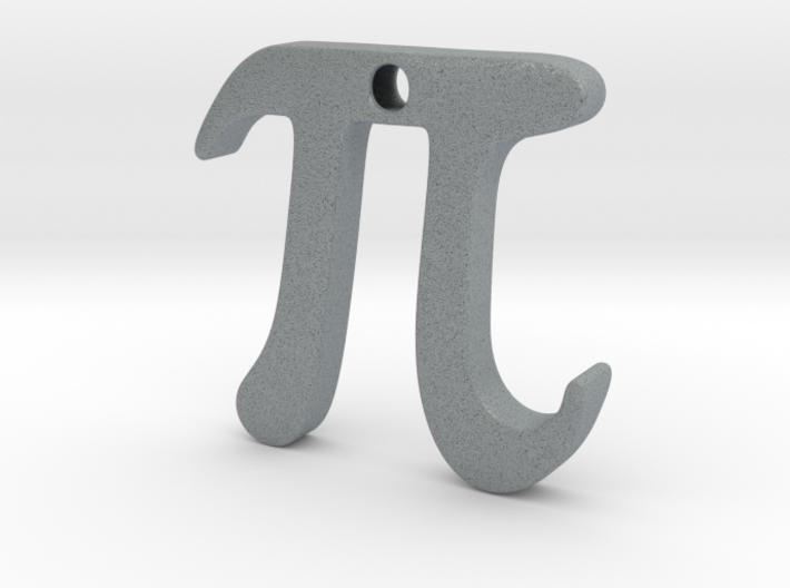 Pi 3d printed