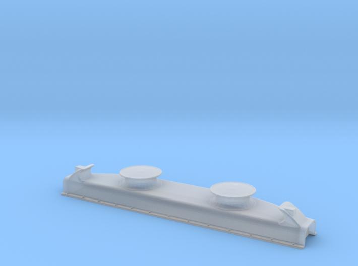 Titanic Double Fairlead 1-72 3d printed