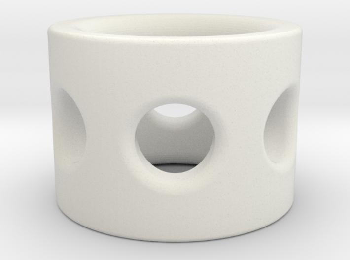 Gear Bolt Sleeve 3d printed