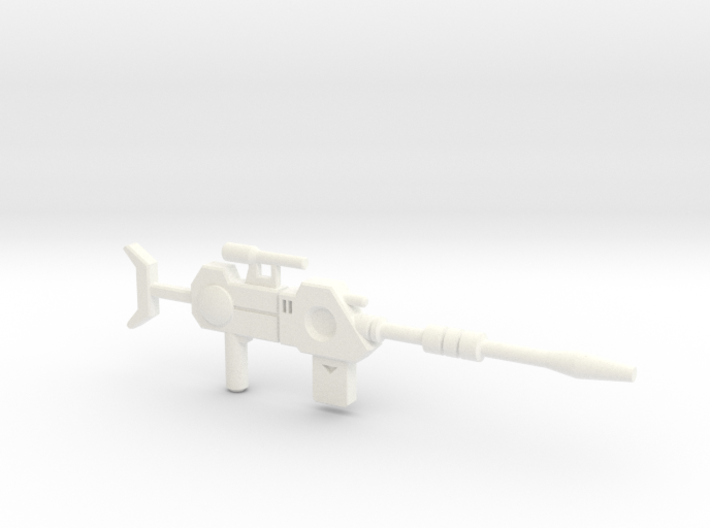 Perceptor Sniper Rifle 2 3d printed