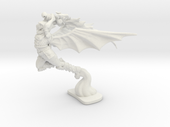 Devil Knight 3d printed
