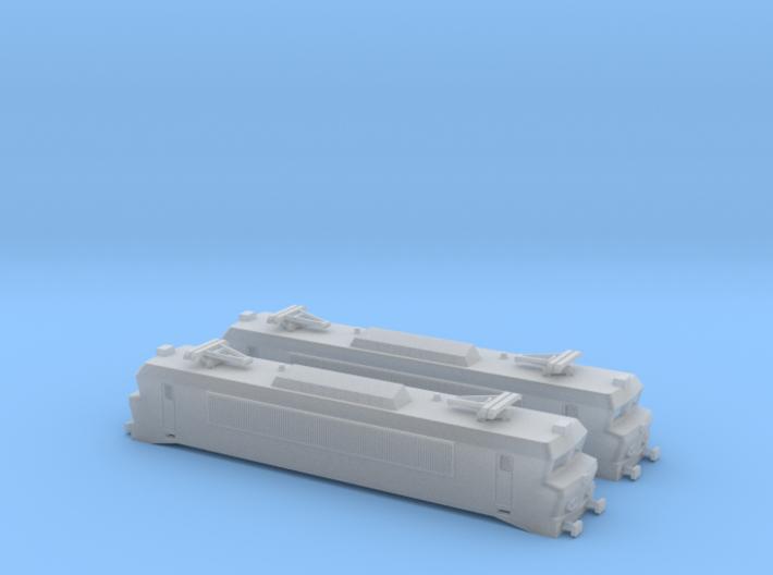 NS 16/17/1800 (1:450) 3d printed