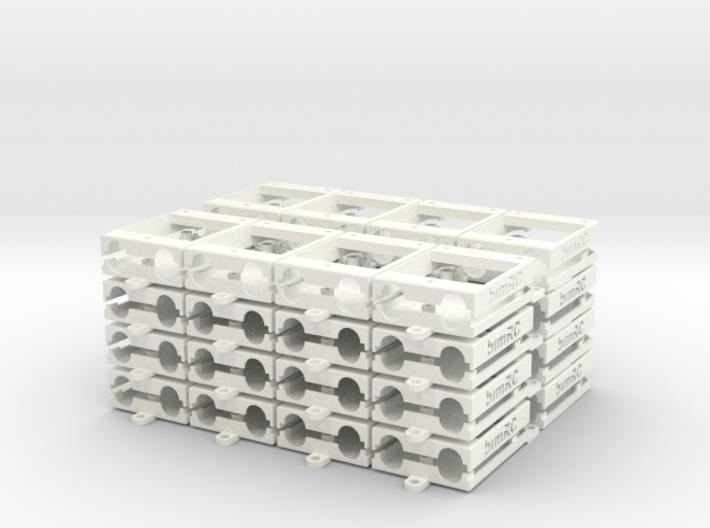 bimRC RFD900 Case x16 3d printed