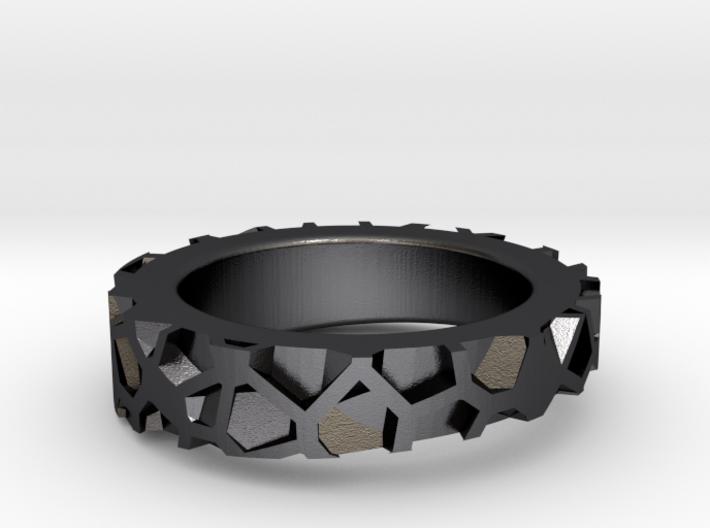Ring J 3d printed