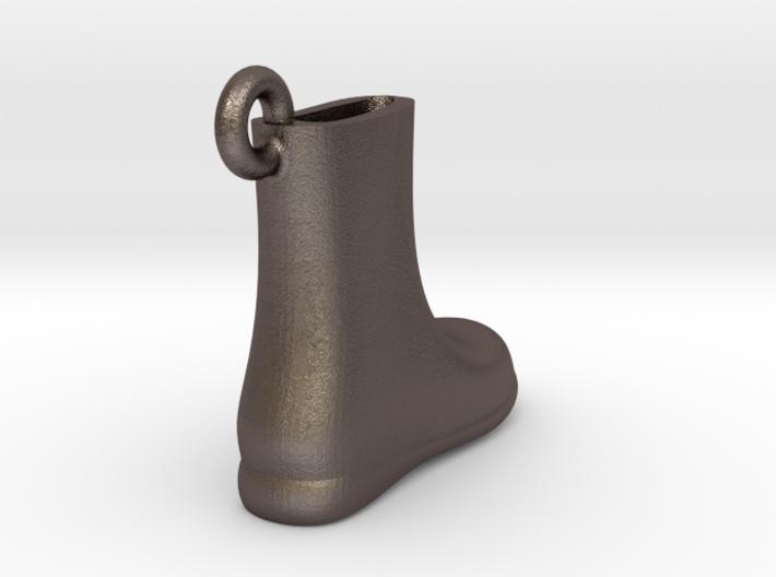 Boot pendant 3d printed