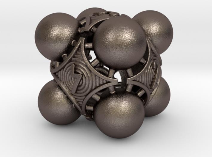 Nucleus D6 3d printed