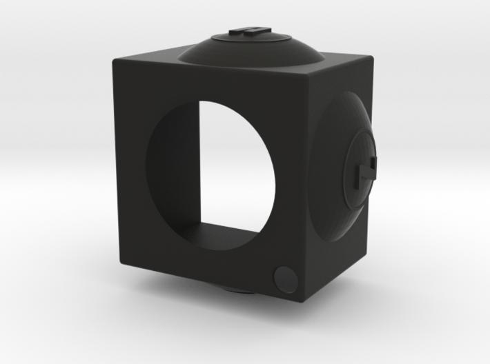 AZB Chalk Holder (Hole for String) 3d printed