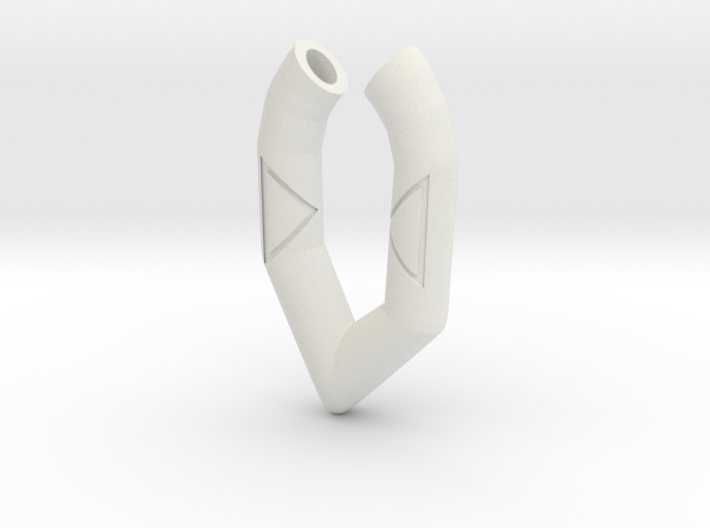 Pendant- Runestone Small 3d printed