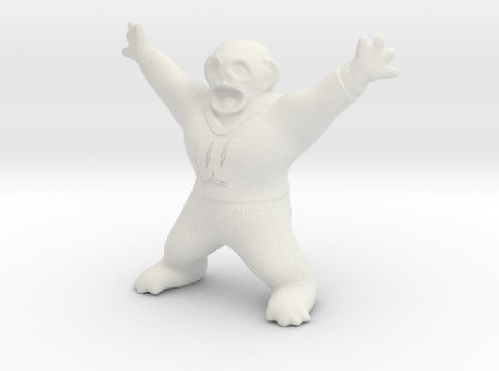 barnMonkey 3d printed
