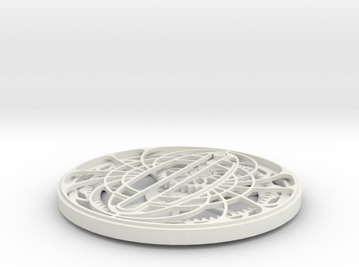 Cardan Gearing Assembly 3d printed