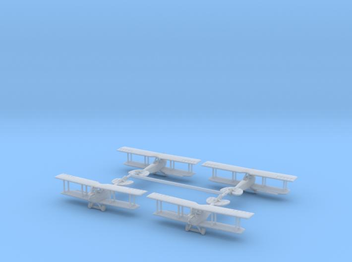 1/350th Aviatik C.I 3d printed