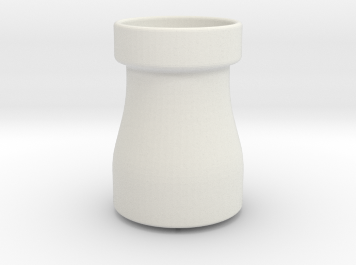 SHAPED CONE FOR PING STYLE ULTRASONIC SENSOR 3d printed