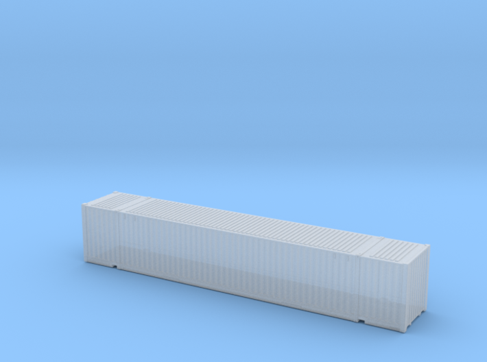 53ft XHC Container T scale XVI-0050 3d printed
