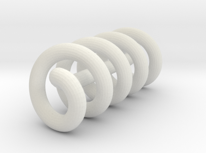 Continuous Helix Small 3d printed