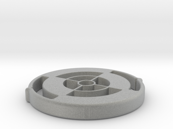 40mm-scope-protector-5mm-thick 3d printed