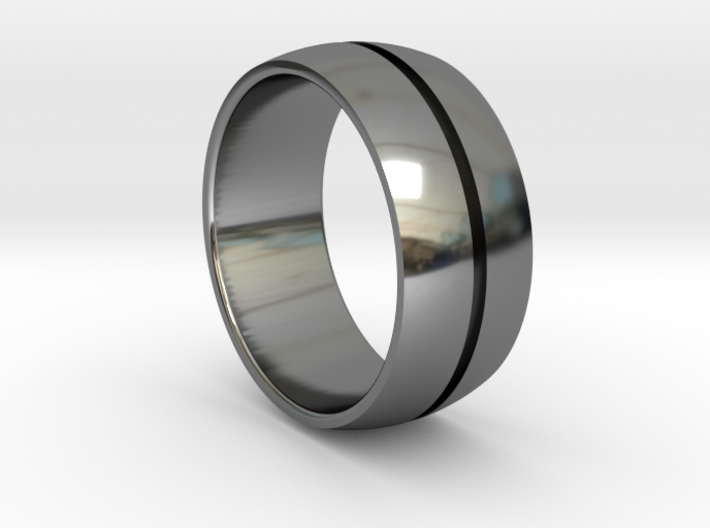 Keller Ring 3d printed