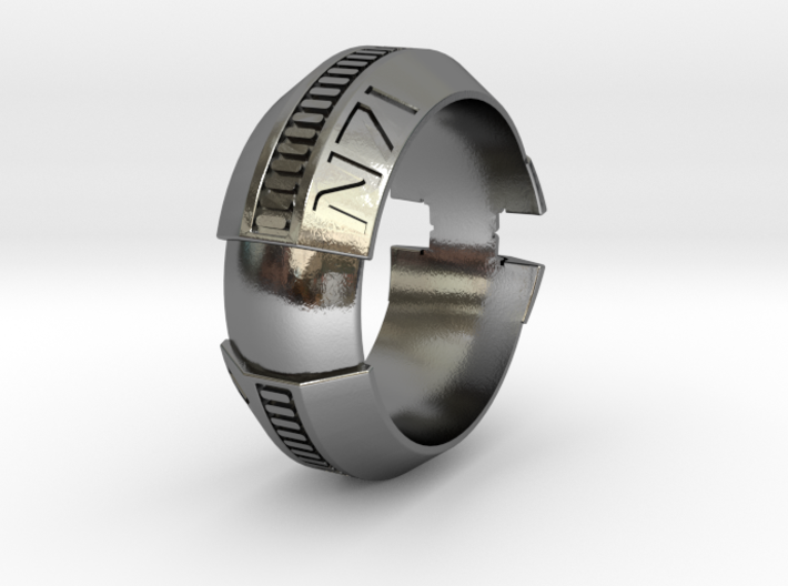 Thermal Clip Ring 10.5 3d printed