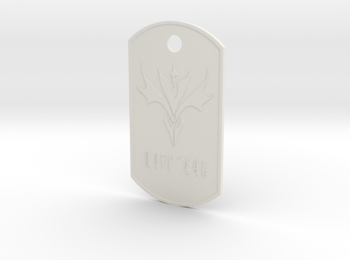 DogTags 3d printed