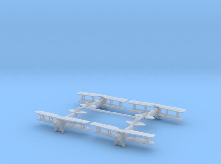 1/350 Spad S.XI 3d printed