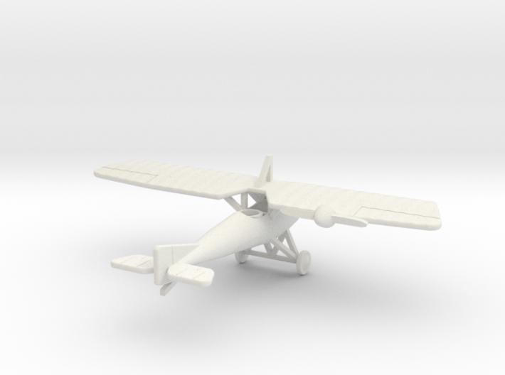 1/200 Morane Saulnier P 3d printed