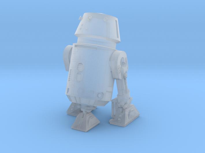 1/48 O Scale Robot-5 3-leg 3d printed