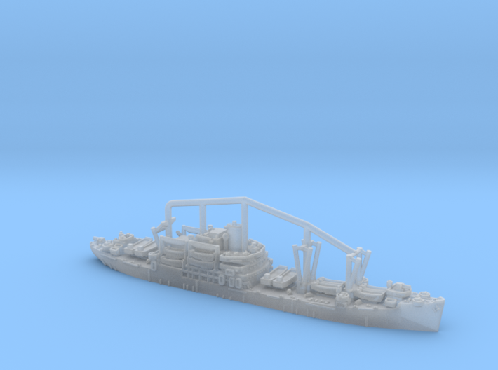 1/2400 US APA Bayfield (x1) 3d printed
