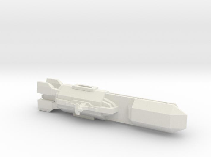 Crucero+espacial 3d printed