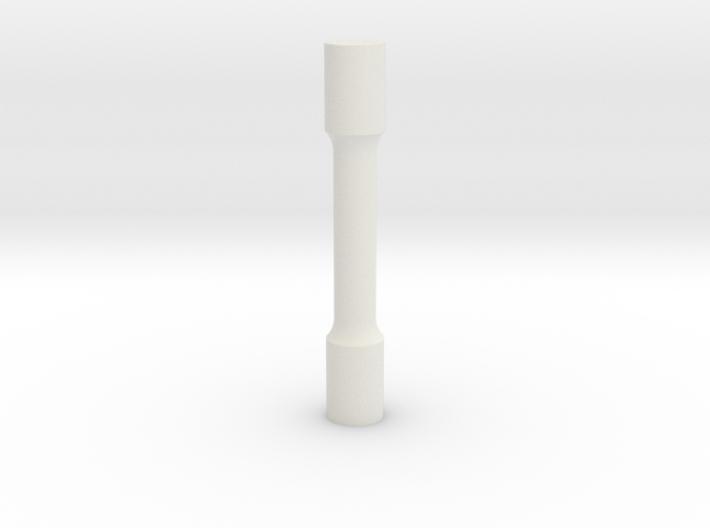 tensile bar 3d printed