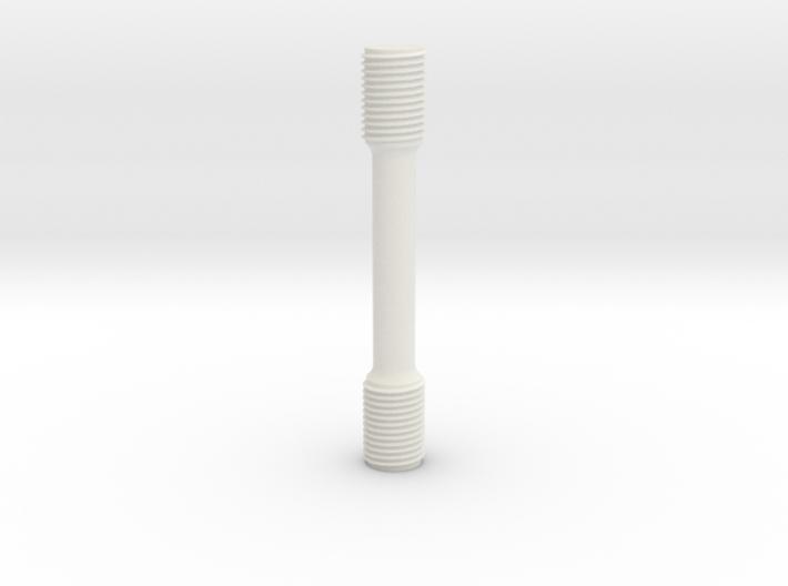 small tensile 3d printed