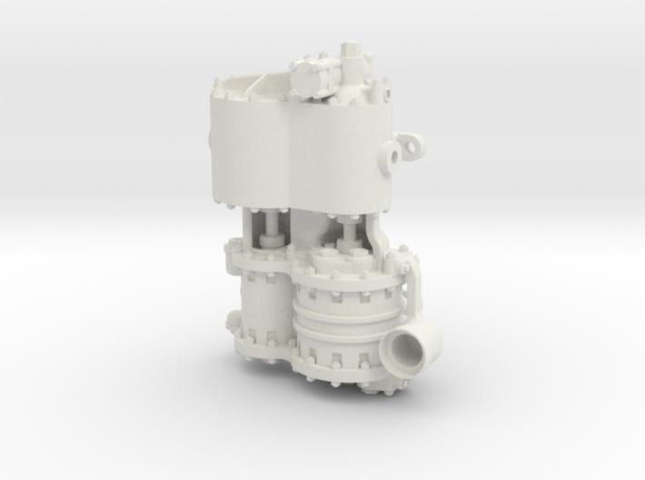 Westinghouse CC 1.5 Intake 3d printed
