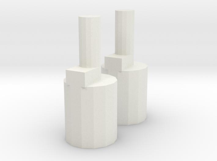 Flowbee repair parts 3d printed