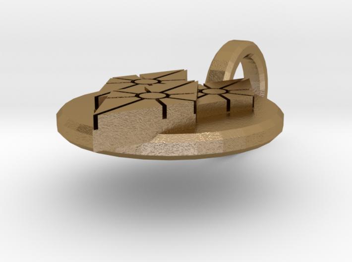 Rarity Pendant 3d printed