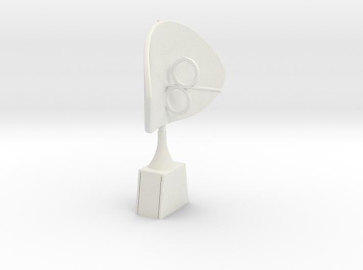 Nekomimi K9 Ears v.02 3d printed