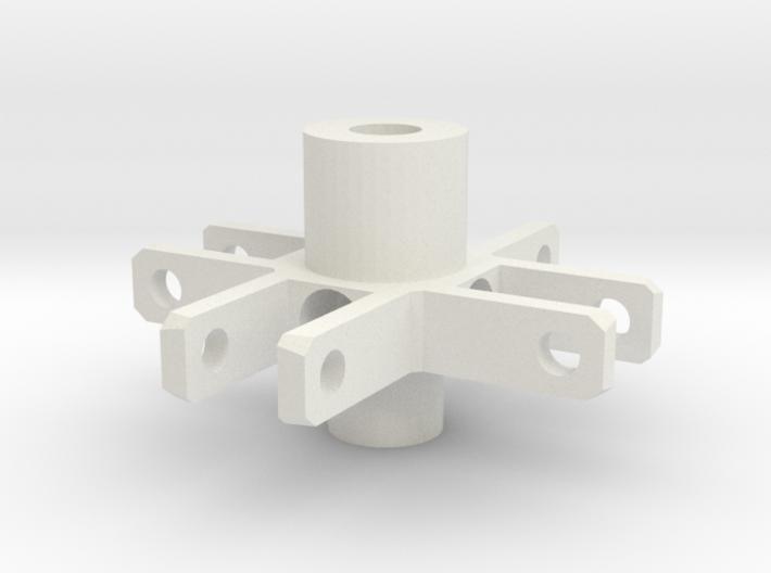 prongholdernew3 3d printed