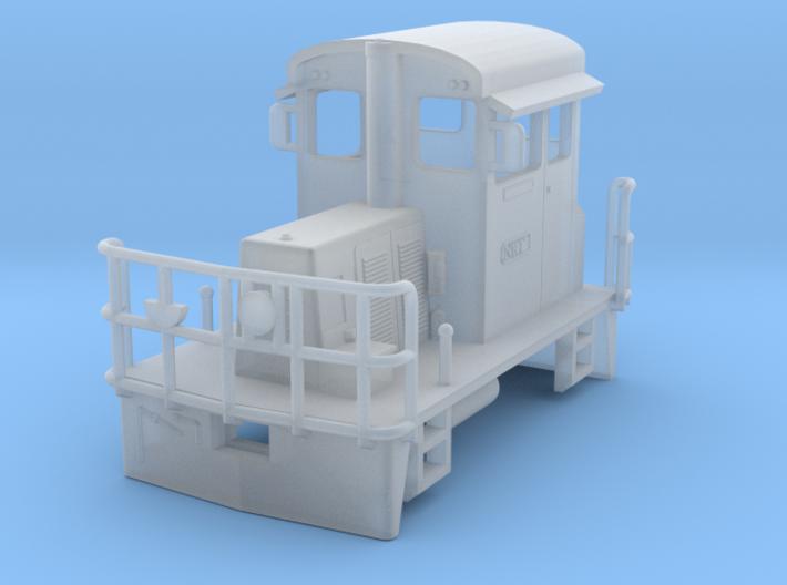 HOn30 PBR NRT1 3d printed