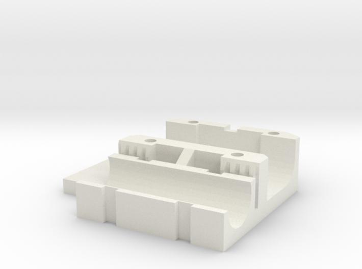FoldaRap_x-carriage 3d printed