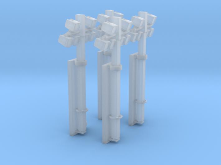 Lima Ziegler schwenkbar 4x 3d printed