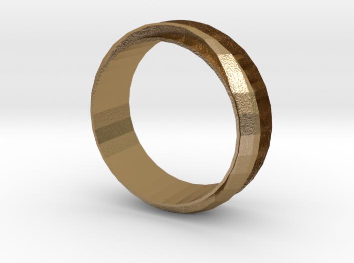 Finger Ring 3d printed
