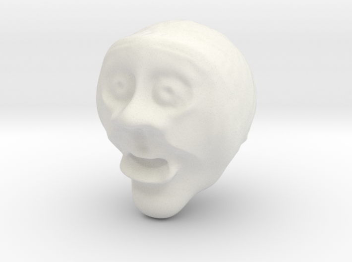 beebama 2 inch final 3d printed