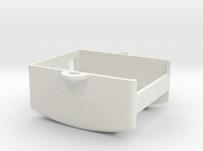 AirCasting Air Monitor Cover 3d printed