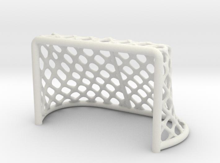 Hockey Net - 28mm scale 3d printed