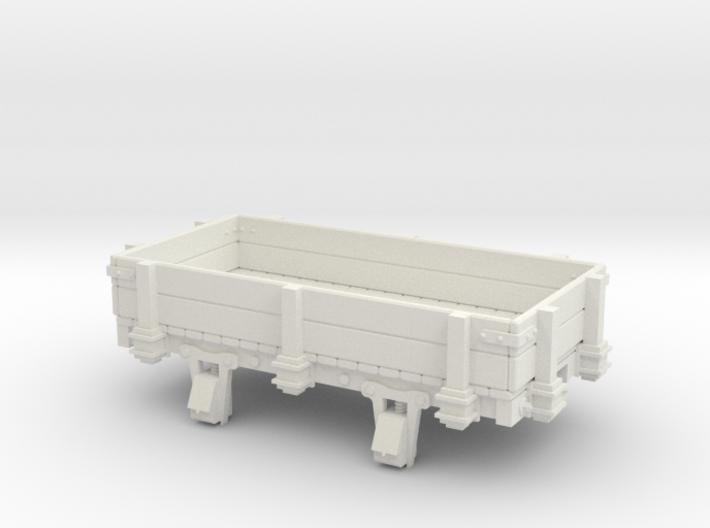 55n3 10ft 4w Gondola lowside (2p) 3d printed