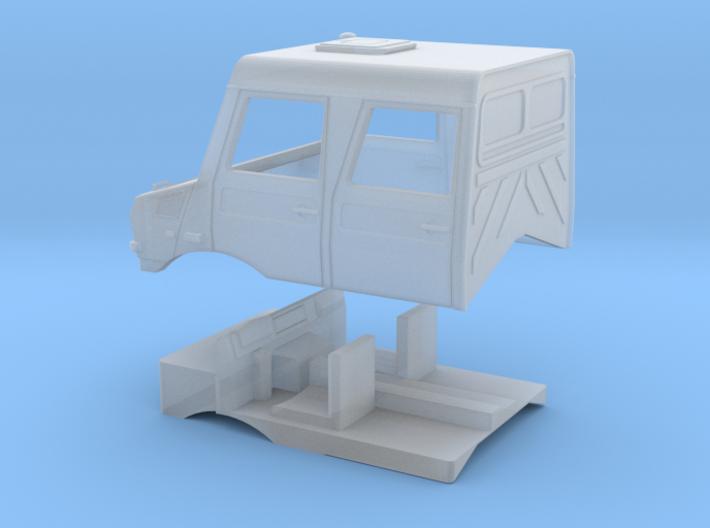 Doppelkabine 3d printed