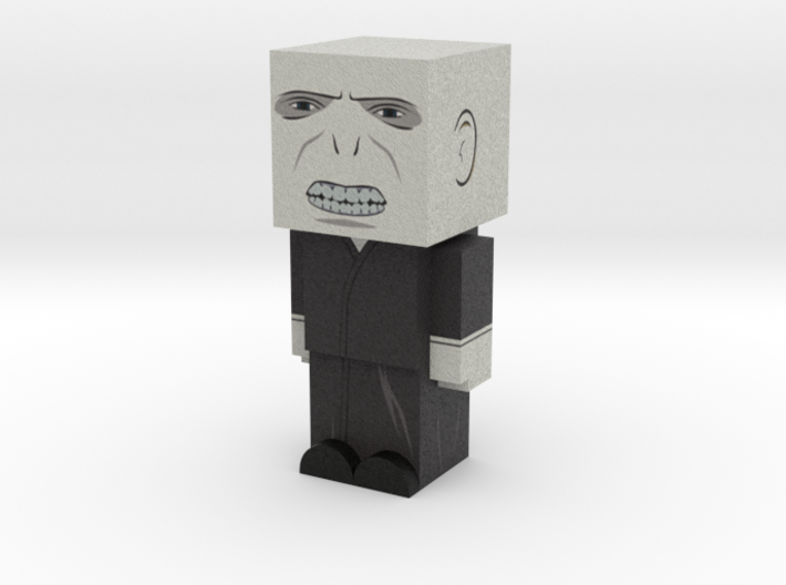 Lord Voldemort (Harry Potter) 3d printed